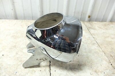 01 Polaris Victory V92C V 92 C 92C headlight head light housing mount bucket