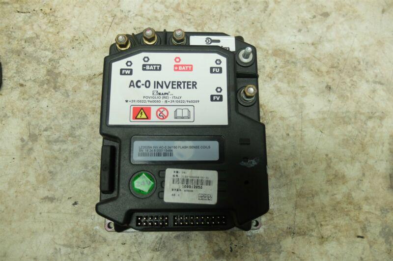 Big Joe electric pallet jack lift controller unit box AC-O inverter L22025A 24V