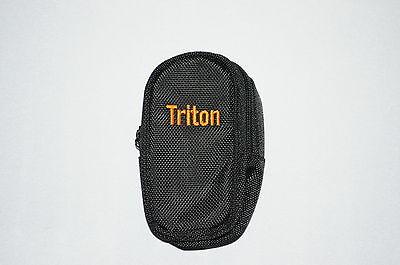 Magellan Triton 400 Handheld Gps Zippered Carry Case With Belt Loop --