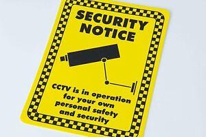Telecamera-Di-Sicurezza-Insegna-039-CCTV-in-Operation-in-funzione-039-200x150-mm
