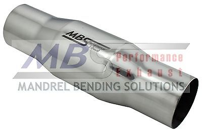 """MBS 100 (CPSI) Cell High Flow Race Catalytic Converter 3.5"""""""