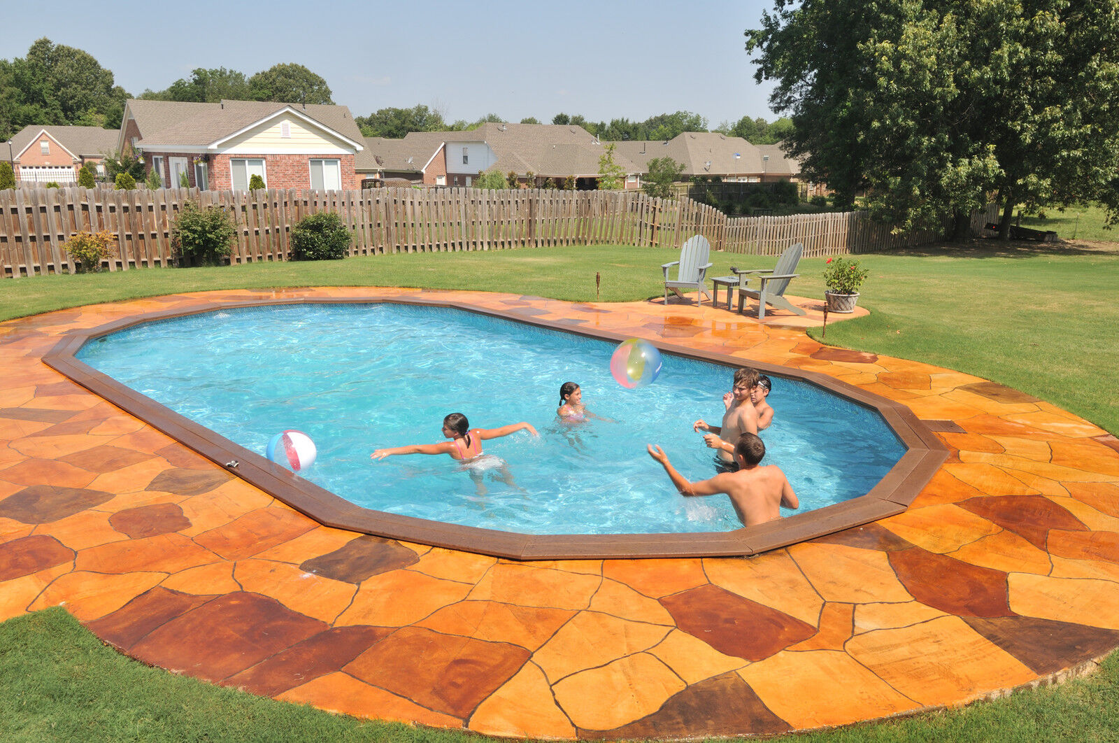 Doughboy Premier 28x16 Swimming Pool 3244051822045 Ebay