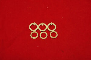 OLDS NYLON VALVE GUIDES FOR AMBASSADOR SPECIAL, STUDIO, SUPER, RECORDING, MENDEZ