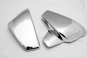 Hand-Made-1999-2007-Honda-Shadow-600-VLX-VT-Metal-Chrome-side-covers