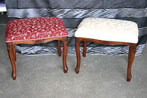 Poggiapiedi dormouse sgabello divano poltrona imbottita camera da letto ebay - Poggiapiedi letto ...