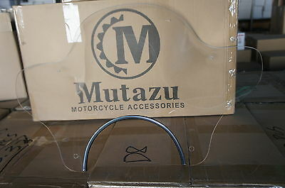 Aero Butterfly Windshield Suzuki C50 M50 S40 C90 M109r M109c Vz800 Volusia