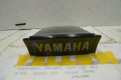 <em>YAMAHA</em> FAZER 600 BREAKING  4YR 2165 00 COVER REAR FENDER   5 CON F