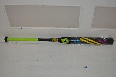 Steel Slow Pitch Bat - Brand New DeMarini USSSA/NSA/ISA Dinger Slinger 17 Slow Pitch Bat 34