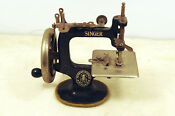 Antique Singer Childrens Sewing Machine