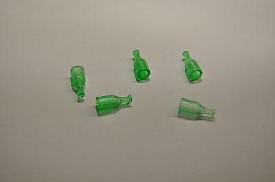 Western : 5 x grüne Flasche