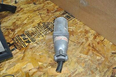 Russellstoll 7428 Welder Plug 60a 250v600vac Used Free Shipping