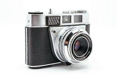 Kodak Retinette II A 35mm Film Camera w/ Schneider-Kreuznach Reomar 45mm F/2.8