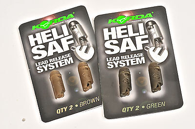 Korda NEW Heli Safe Dropper/Bead Chod Lead Release System