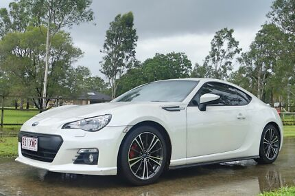 SUBARU BRZ MANUAL 2013 Ormeau Gold Coast North Preview