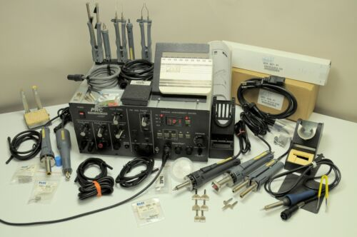 PACE PRC2000 Rework Station with Accessories includes ALL Handpieces A12