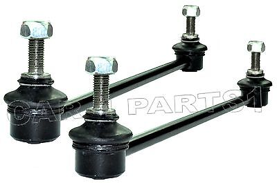 NEW Peugeot 206 1998 on FRONT DROP STABILISER Anti Roll Bar Links X2