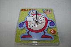 Rocko's Modern Life Wall Clock Nick Box Exclusive Brand New