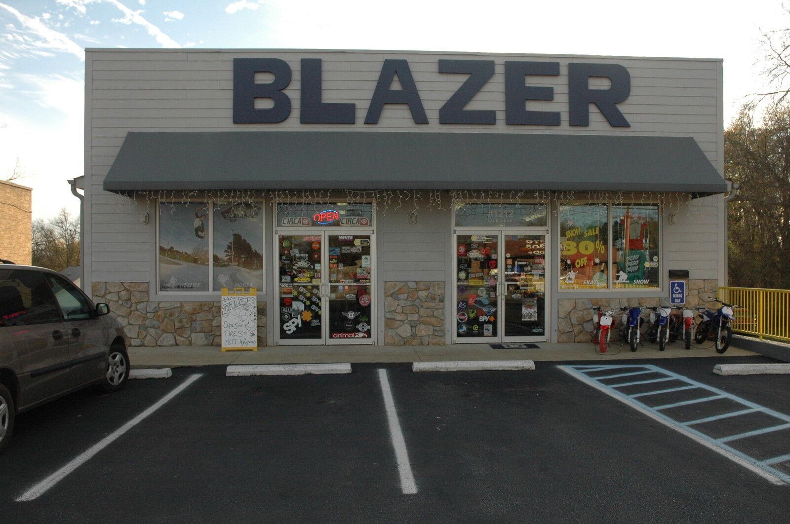 Blazer bikes and boards