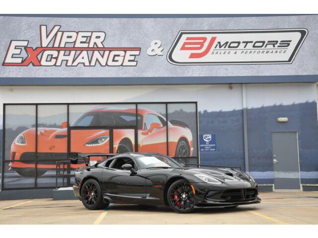 Imagen 1 de Dodge Viper  black