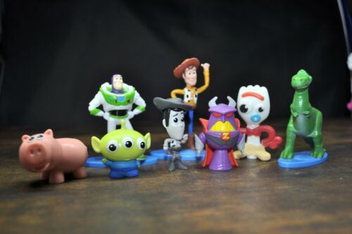 Lot of Disney Toy Story Figurines