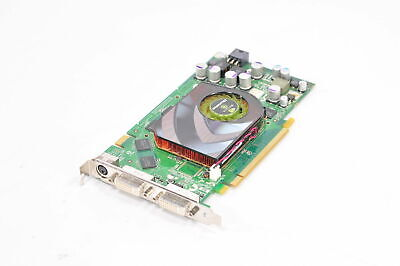 Dell Nvidia Quadro FX 3500 256MB DDR3 Dual DVI PCIe Full Height Video Card WH242 for sale  Shipping to India