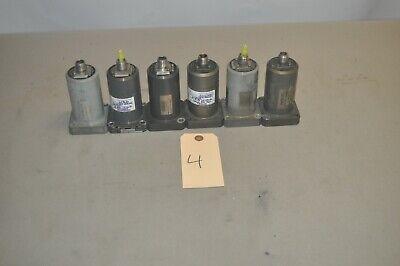 Lot Of 6 Ird Mechanalysis 544m Velocity Vibration Pickup Transducer