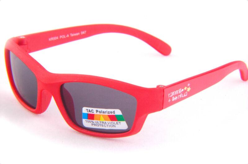 Baby Polarized Sunglasses Lightweight & Flexible Design UltraViolet Blocking