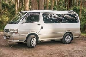 1997 Toyota Hiace Super Custom G Tecoma Yarra Ranges Preview