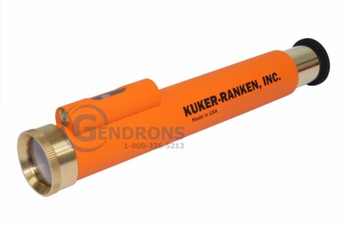 KUKER RANKEN 2X HAND LEVEL,GRADE CHECKER,PEA GUN SHOOTER,TOPCON,SPECTRA