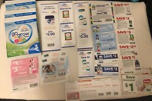 Coupons and samples for trade