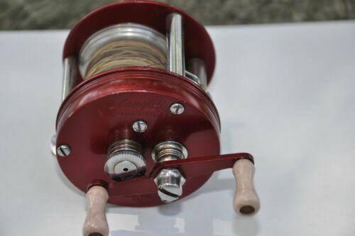 Vintage Langley Lurecast Model 330 Fishing Reel