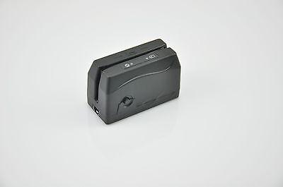 Mini Portable Magnetic Card Reader with Data Storage Minidx3 mini123ex SMALLEST