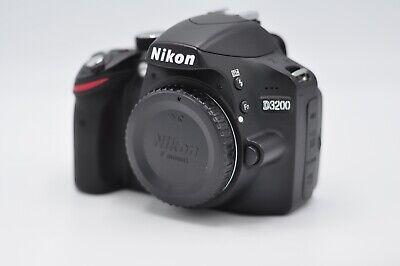 Nikon D D3200 24.2 MP SLR-Digitalkamera - 12 Monate Gewährleistung