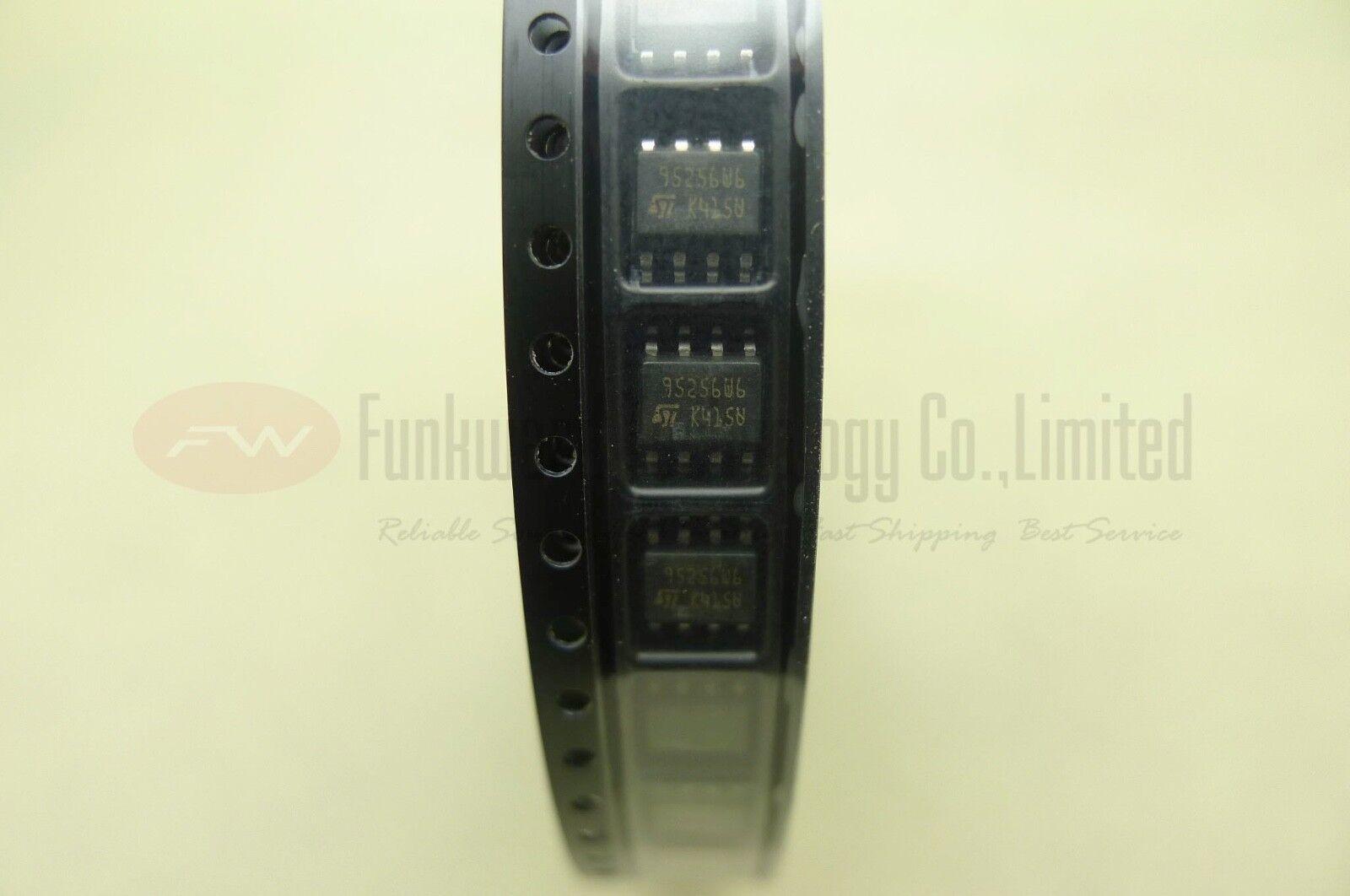 STMicroelectronics M93C86-WMN6TP 93C86 16K-Bit Serial EEPROM SOIC8 X 10pcs