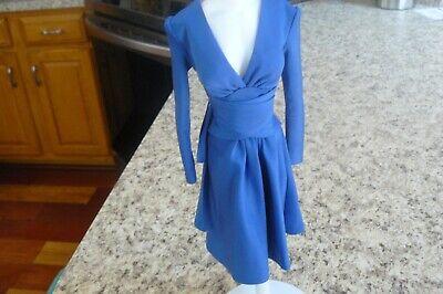 Franklin Mint Kate Middleton Royal Engagement Portrait Doll Dress For Vinyl