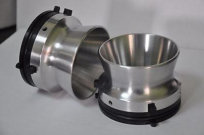 NEW ! High quality nab hub adapters alluminium polished