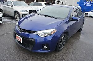 2014 Toyota Corolla NAVI | BACKUP CAM | LEATHER | SUNROOF |