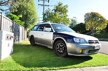 01 Subaru Outback with REG. Urgent sale! Lilydale Yarra Ranges Preview