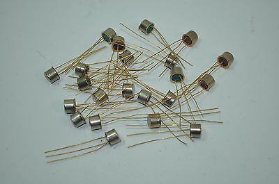 Nos Ti Texas Instruments Germanium Transistor Long Lead Lot 22 - 2n1308 N-149