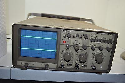 Gould Digital Oscilloscope 20 Mhz Dual Trace Pn- Os300 Os-300
