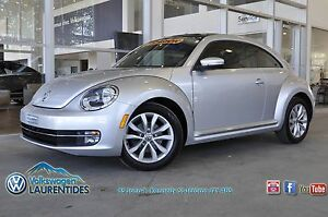 2013 Volkswagen Beetle Highline *BLUETOOTH*MAGS*TOIT PANO*GROUPE