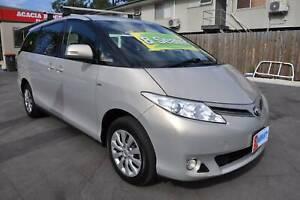 2012 Toyota Tarago GLi Automatic Wagon