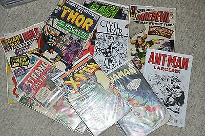 ::Comic book grab bag, CGC, Variants, Signed, Num 1's, Key issues, Sketch Covers