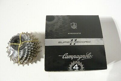 Campagnolo 11 speed Super Record titanium 11-23 cassette sprocket