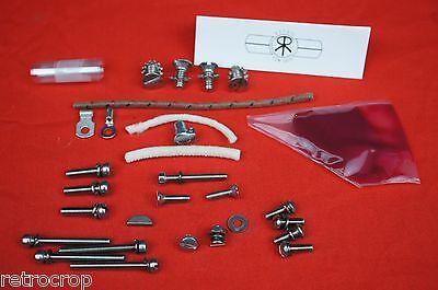Ih Farmall H4 Magneto Ss Deluxe Rebuild Hardware Kit Super A Av B Bn C H M Mv