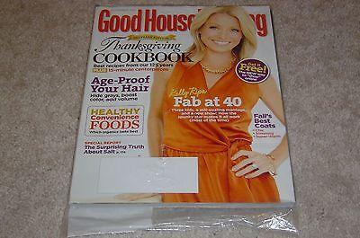 Kelly Ripa   Thanksgiving November 2010 Good Housekeeping Magazine New   Sealed