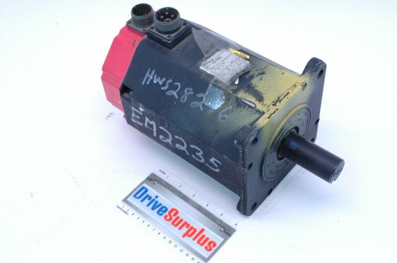 Fanuc A06B-0317-B005-7076 AC Servo Motor [PZO]