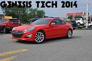 2014 Hyundai Genesis Coupe Premium NAV TOIT CAM