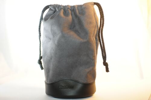 """Canon LP-1224 LP 1224 soft lens case for Telephoto lens 8"""" tall Genuine product"""