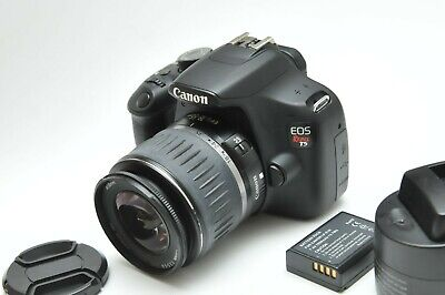 Canon - EOS Rebel T5 DSLR Camera with EF-S 18-55mm Lens Kit